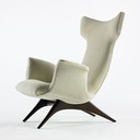 Vladimir Kagan Wing Chair